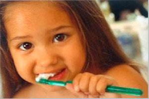 зубная паста для самых маленьких