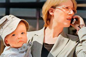 трудности одинокой мамы