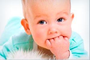 симптомы и признаки прорезывания зубов