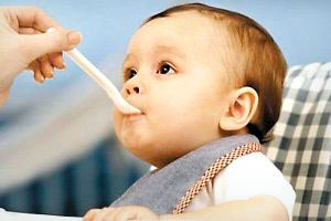 Виды мясного детского питания
