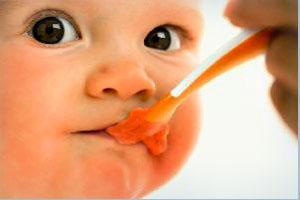 Начинаем прикорм малыша