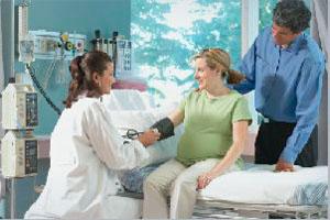 Профилактика повышения артериального давления у беременных