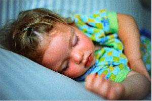 сон детей до года