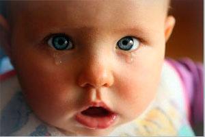 Ребенок меланхолик.