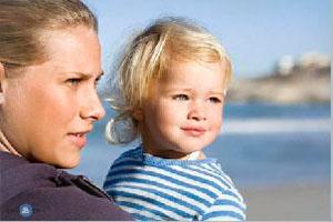 Детские пособия одиноким мамам