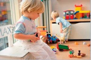 федеральные выплаты детям, не посещающим сад